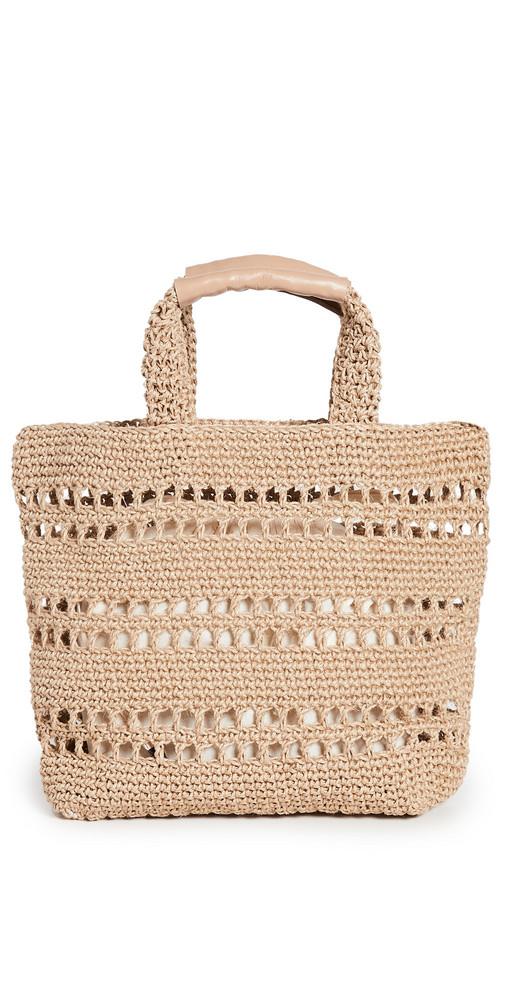 Nannacay Cilbene Bag in camel