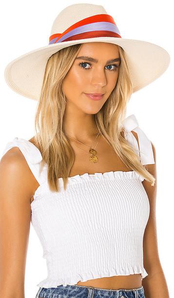 Eugenia Kim Emmanuelle Hat in Tan
