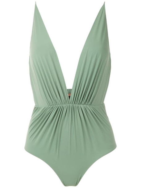 Clube Bossa Merle swimsuit in green