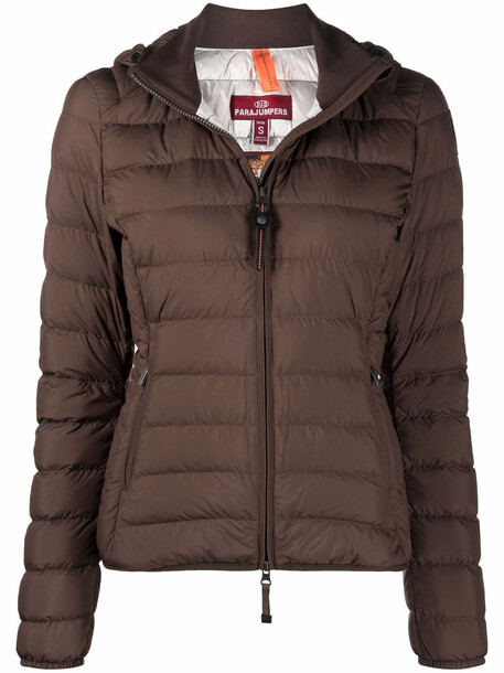 Parajumpers Juliet puffer jacket - Brown