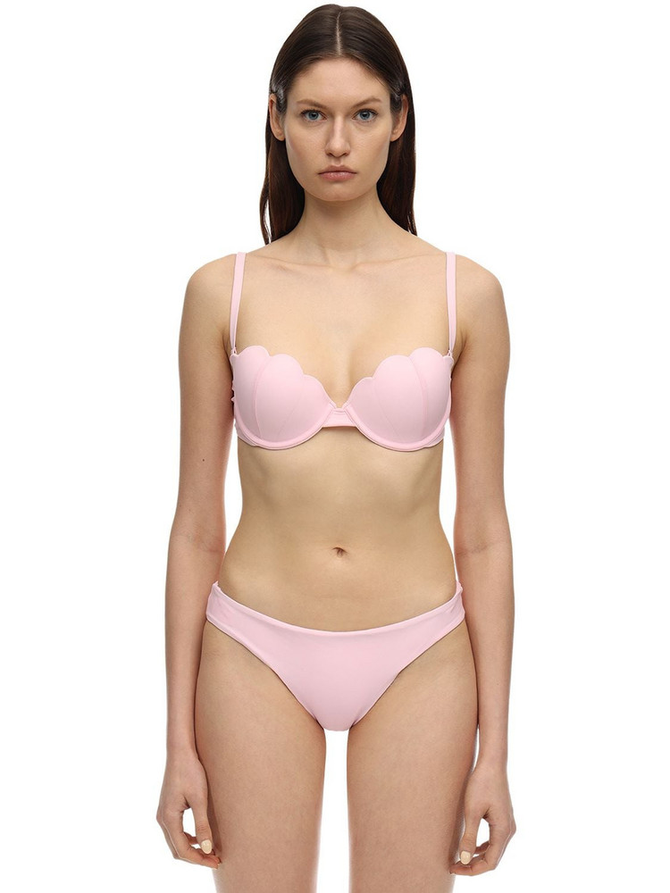 ARABELLA LONDON The Contour Bikini Top W/ Underwire in pink