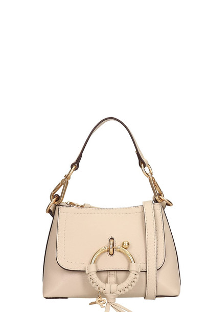 See by Chloé See by Chloé Beige Leather And Suede Bag