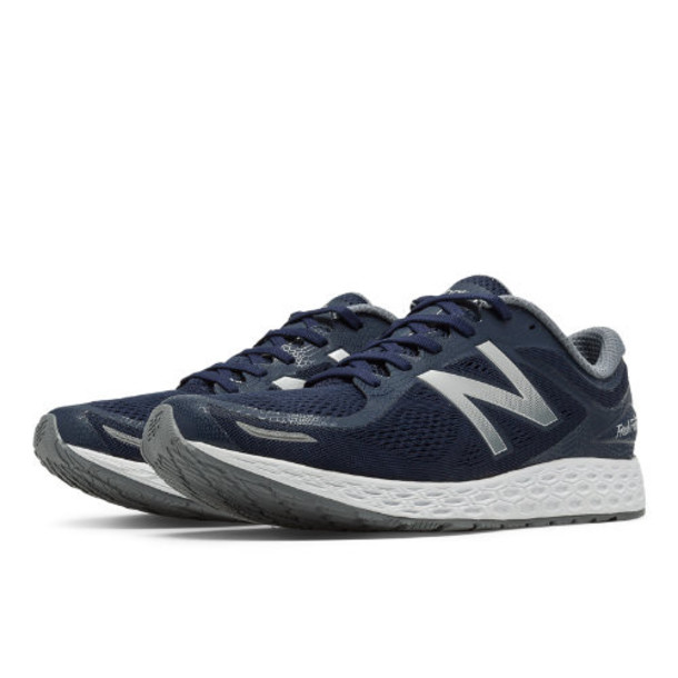 New Balance Fresh Foam Zante v2 Team Men's Soft and Cushioned Shoes - Navy (MZANTMN2)