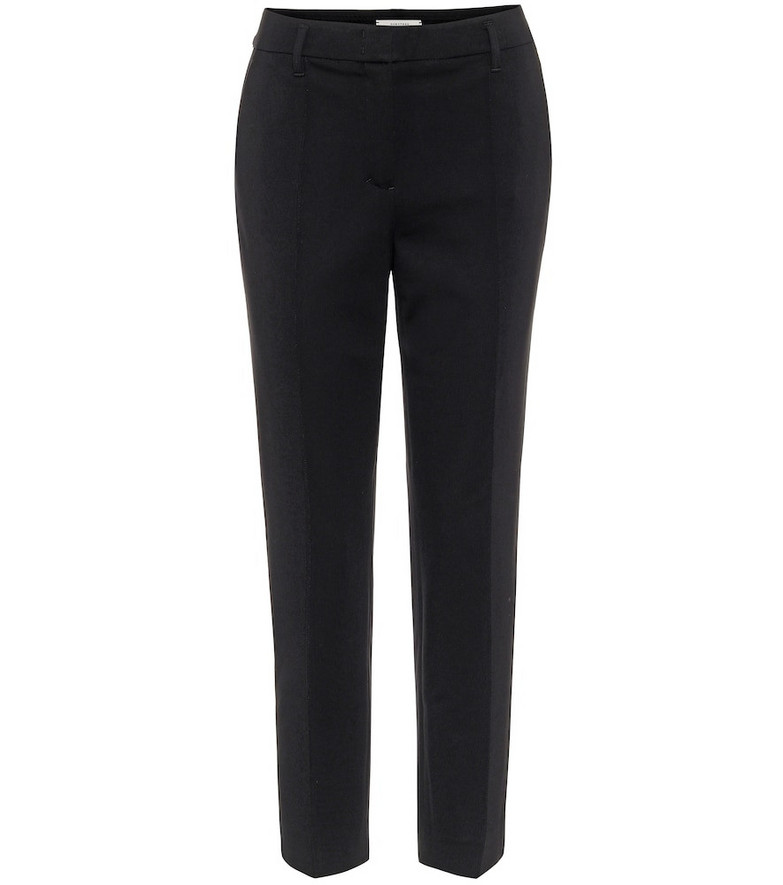 Dorothee Schumacher Emotional Essence high-rise pants in black