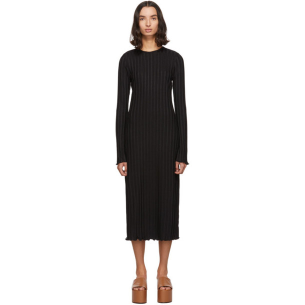 Simon Miller Black Wells Dress