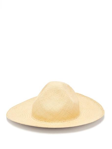 Flapper - Mimi Straw Hat - Womens - White