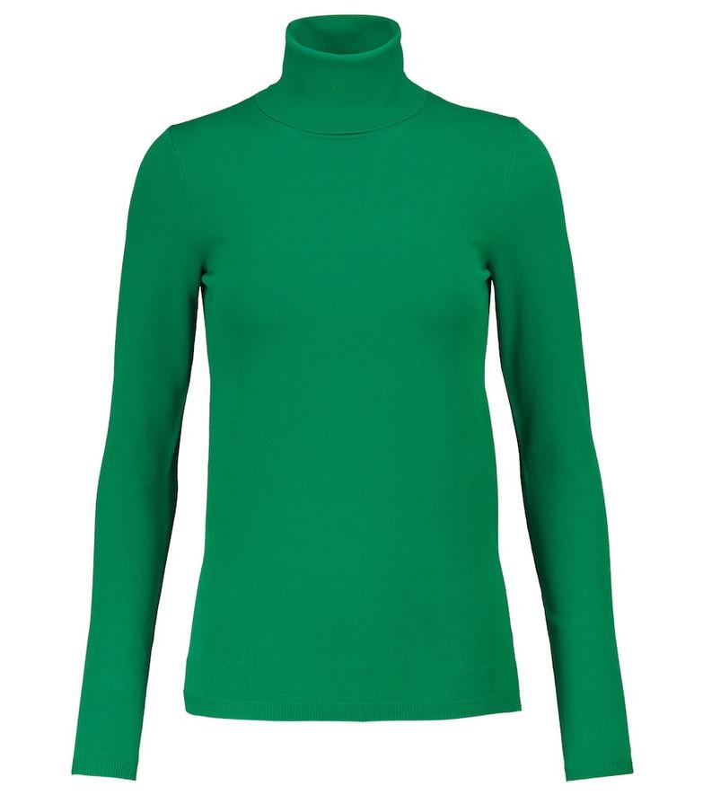 Stella McCartney Turtleneck sweater in green