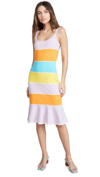 Tanya Taylor Norren Knit Dress in multi