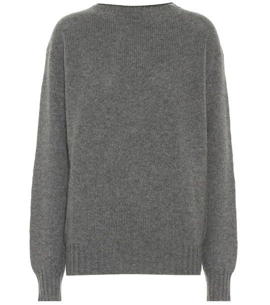 Prada Cashmere sweater in grey
