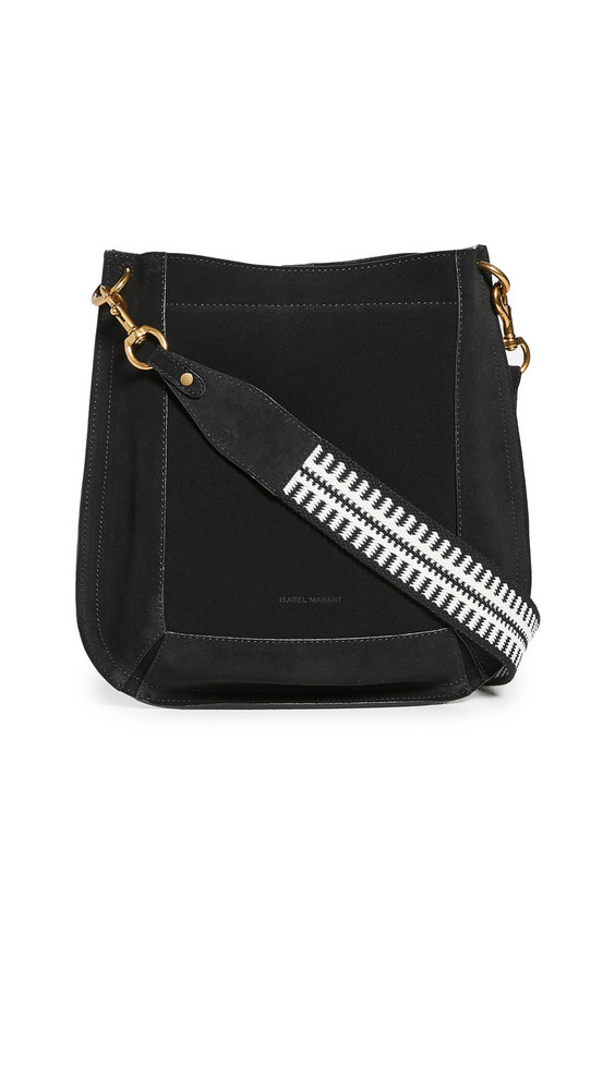 Isabel Marant Oskan New Bag in black