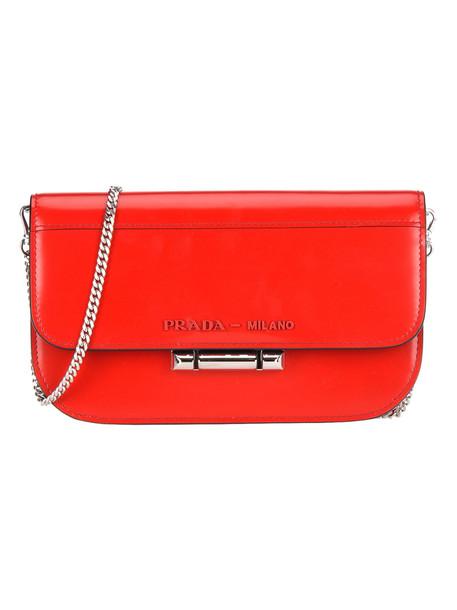 Prada Mini Bag in red