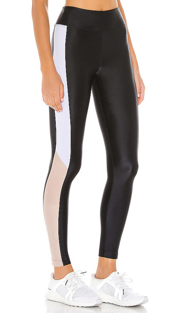 KORAL Serendipity High Rise Energy Legging in Black