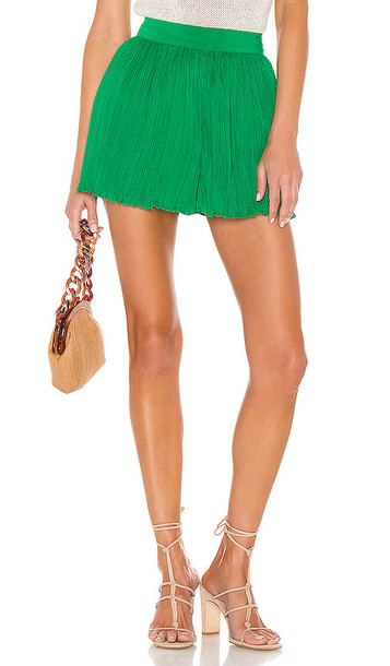 House of Harlow 1960 X REVOLVE Esther Short in Green