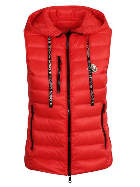 Moncler Padded Hooded Vest