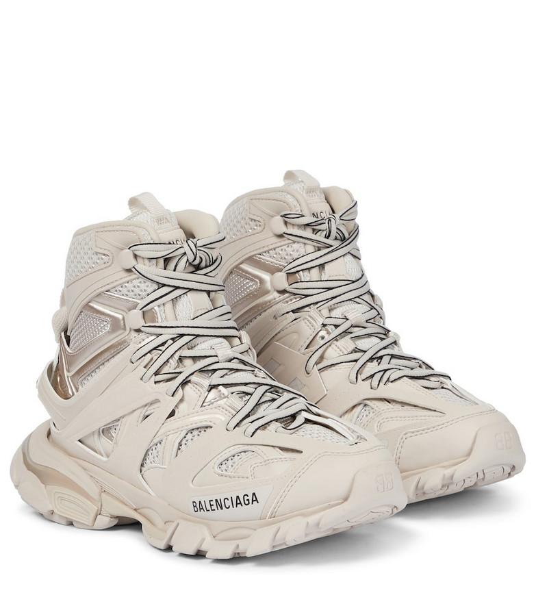 Balenciaga Track Hike sneakers in beige