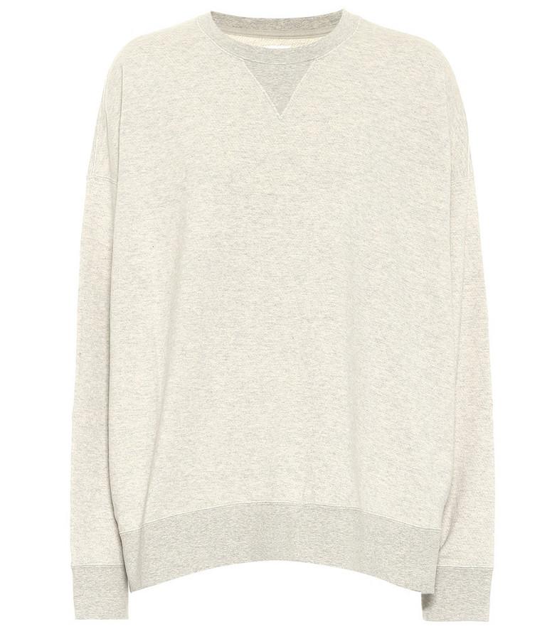 VISVIM Cotton sweater in grey