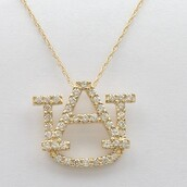 jewels,diamond pendants al,diamond pendants,diamond team spirit pendants,gold team spirit pendants