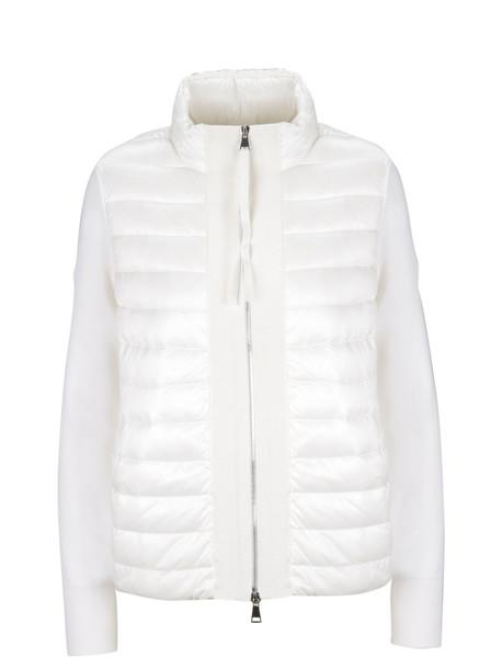 Moncler Zip-up Sweater