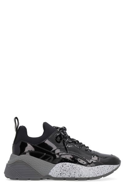 Stella McCartney Eclypse Platform Sneakers in black