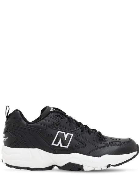 NEW BALANCE 608 Sneakers in black
