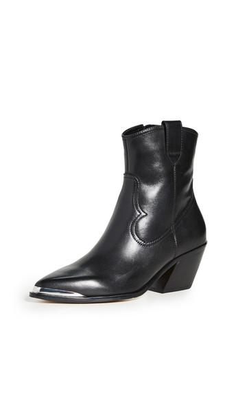 Villa Rouge Yadira Boots in black