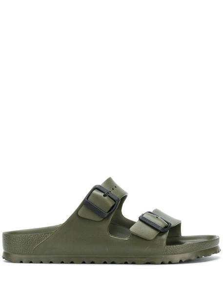 Birkenstock Eva sandals in green
