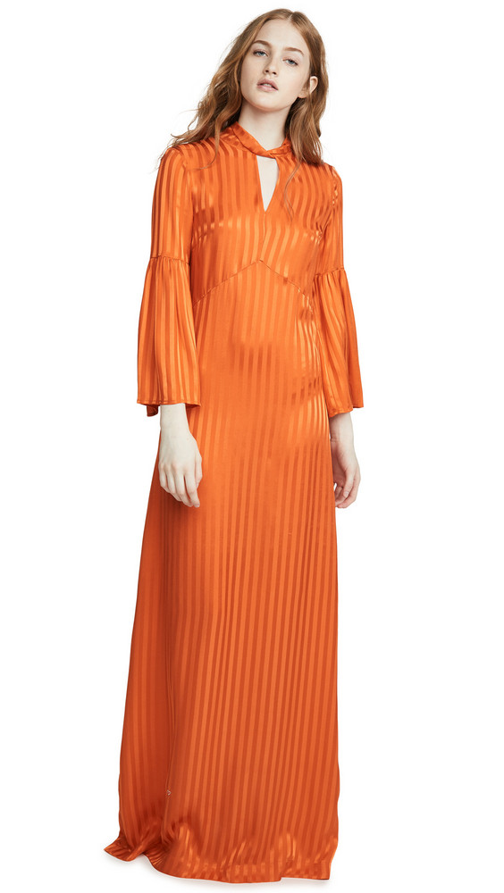 Heartmade Hylin Dress in orange