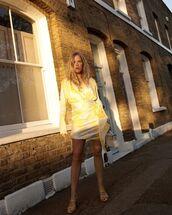 shoes,sandal heels,mini dress,long sleeve dress,bag