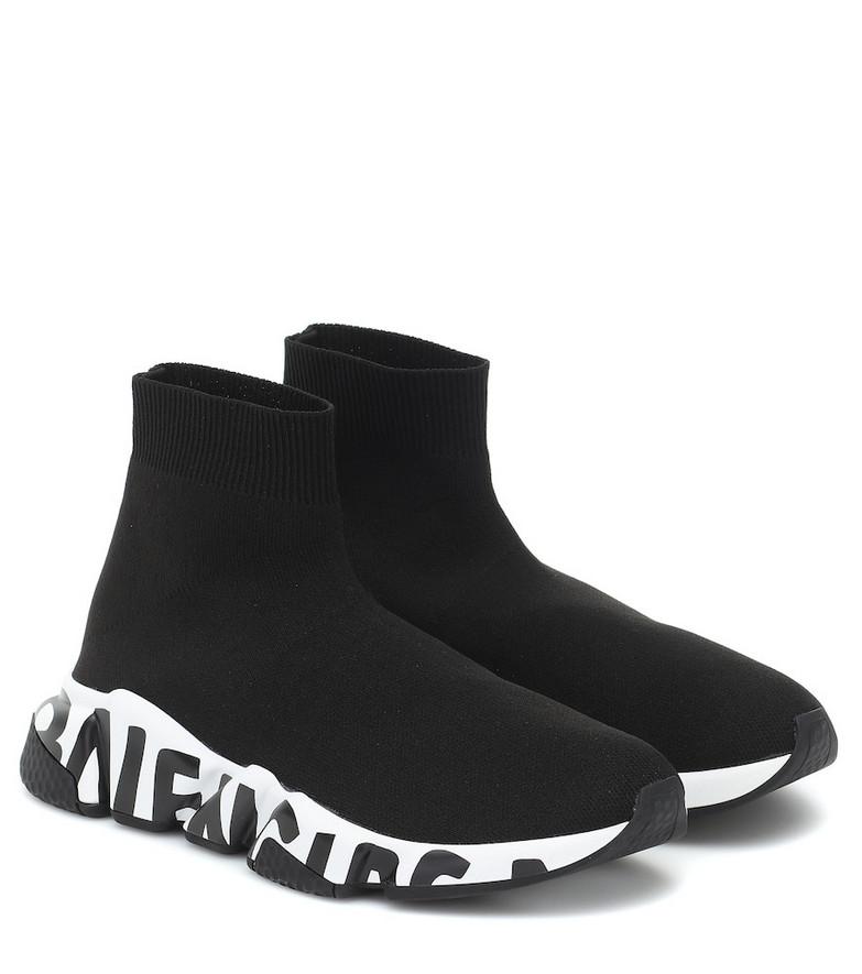 Balenciaga Speed sneakers in black