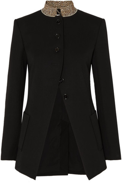 Chloé Chloé - Wool Blazer - Black