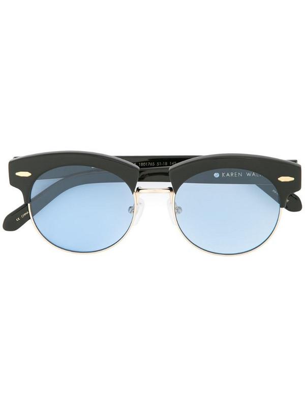Karen Walker The Constable sunglasses in black