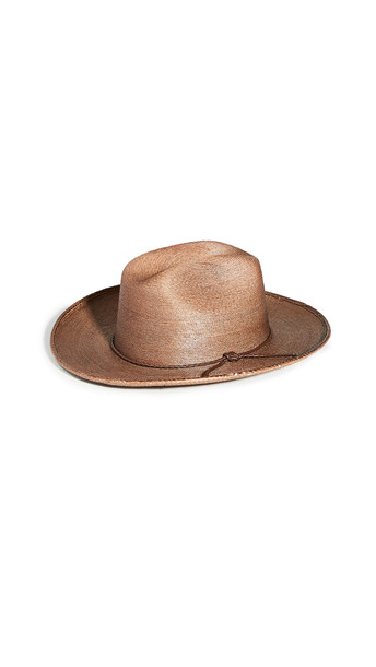 Brixton Vasquez Cowboy Hat in brown