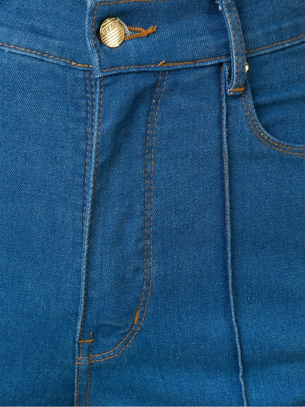 Amapô high waist flared jeans in blue