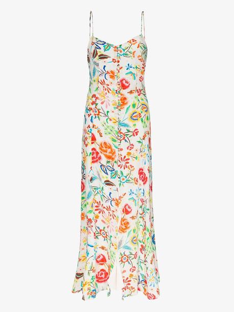 All Things Mochi Melissa floral print maxi dress