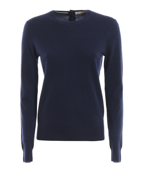 Tory Burch Iberia Sweater in navy