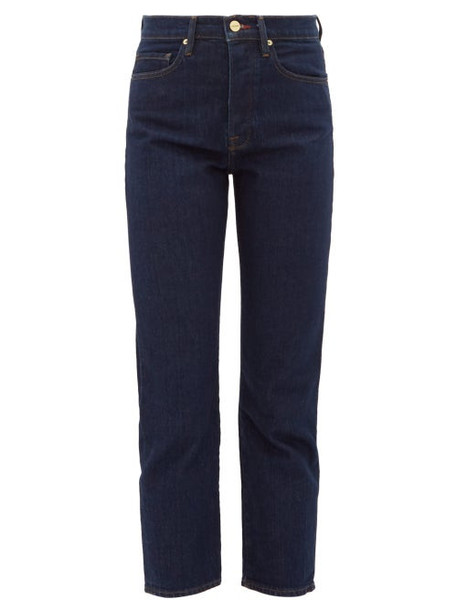 Frame - Le Original Straight Leg Jeans - Womens - Denim