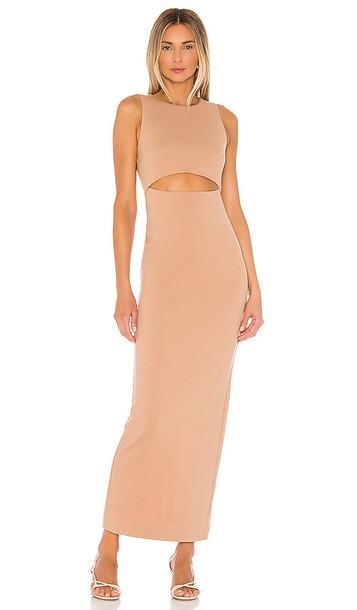 NBD Jonna Dress in Beige