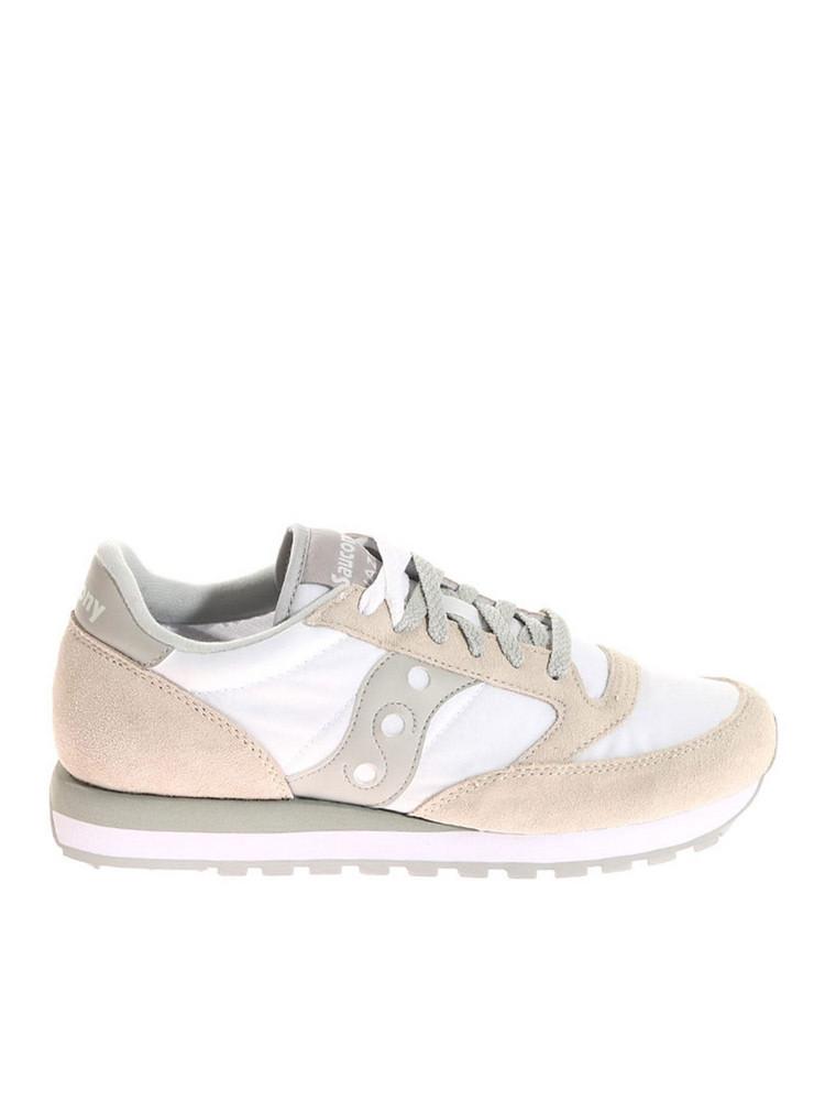 Saucony Jazz Original Sneakers in grey / white