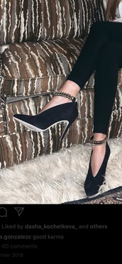 shoes,black and white,ankle strap,heels