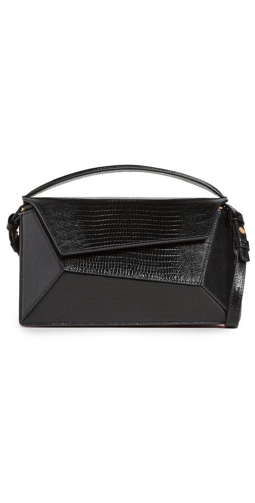 Mlouye Small Naomi Bag in black