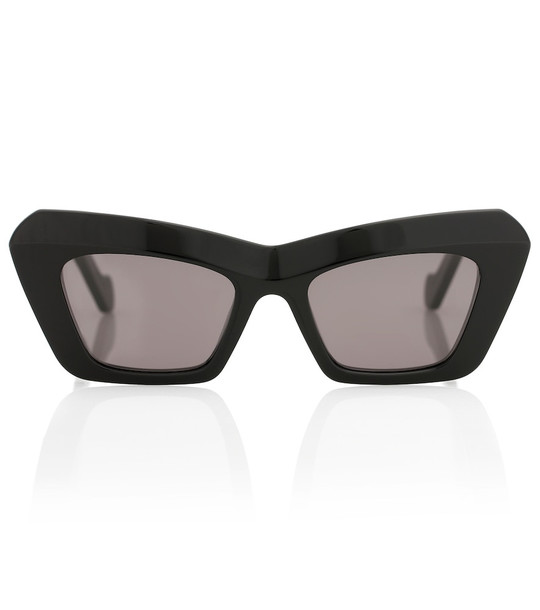 Loewe Cat-eye acetate sunglasses in black
