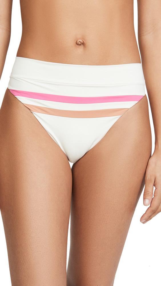 LSpace L*Space Wilson Bikini Bottoms in cream