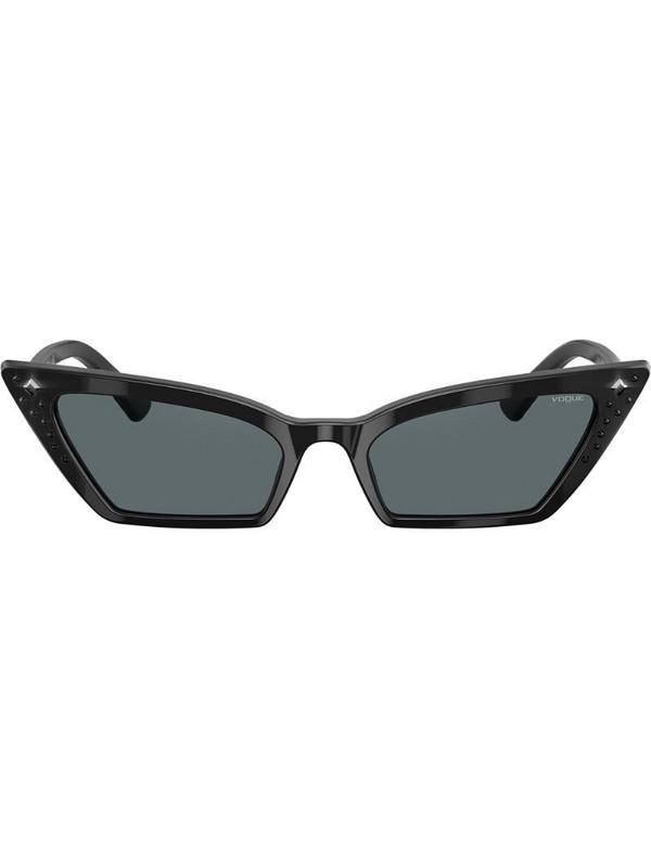Vogue Eyewear Super studded sunglasses in black