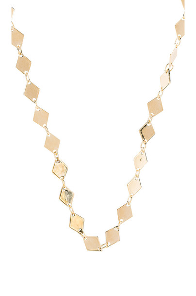 joolz by Martha Calvo Squared Up Choker in gold / metallic