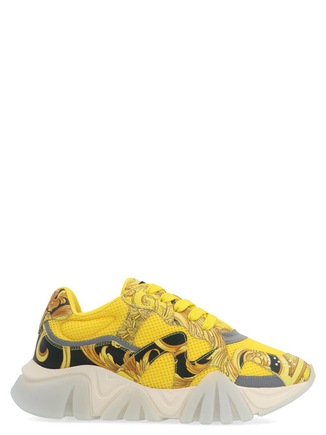 Versace squalo Shoes in gold