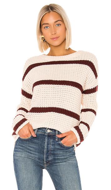 Lovers + Friends Lovers + Friends Kyla Sweater in Cream