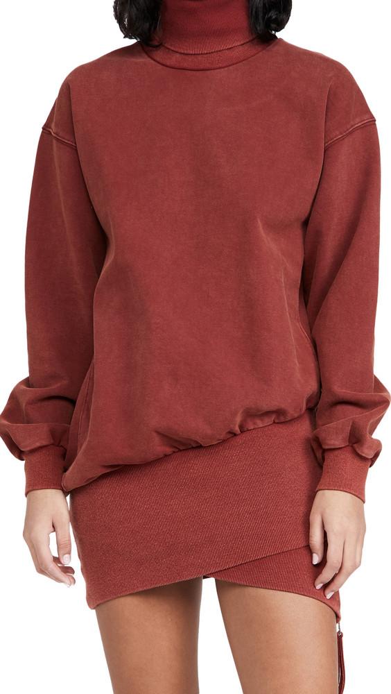 Retrofete Desreen Sweater Dress in red