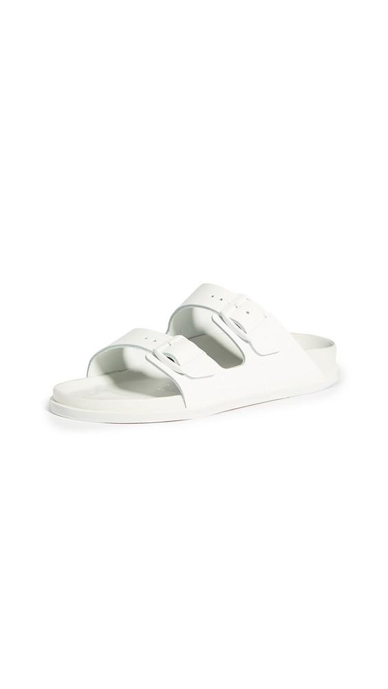 Birkenstock 1774 Arizona Premium Sandals - Narrow in white