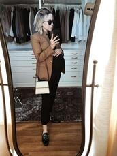 damsel in dior,blogger,jacket,sunglasses,t-shirt,top,bag,shoes