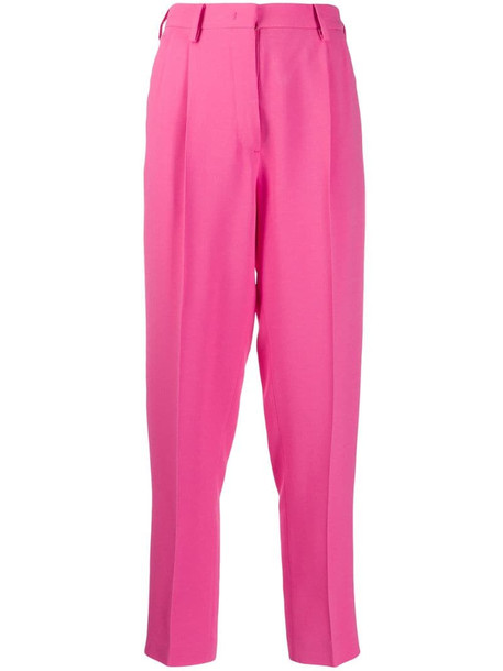 Nº21 tailored trousers in pink